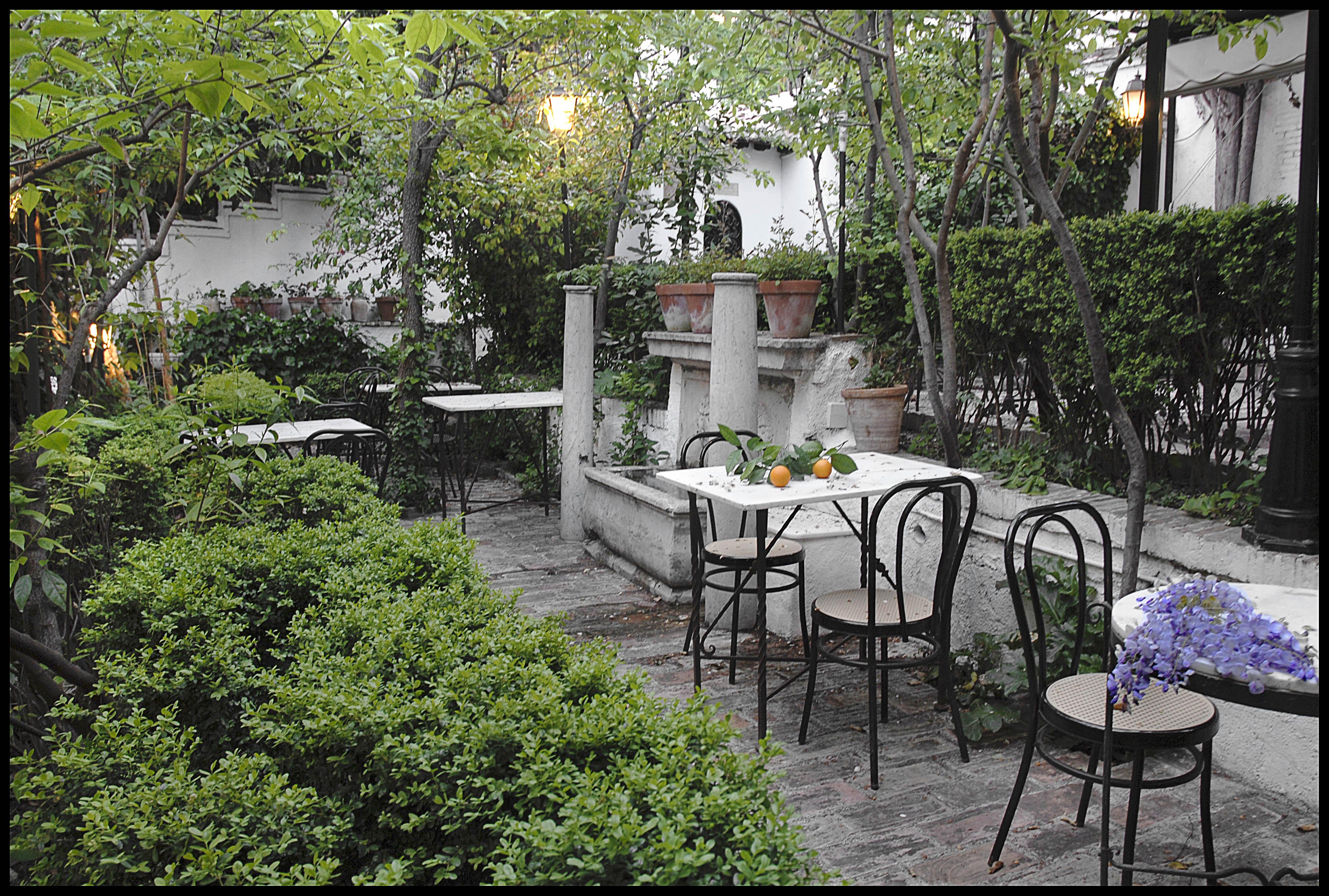 Jardin terraza atardecer web mirador de morayma for Terraza jardin
